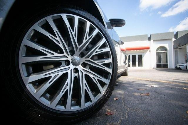 Used 2019 Audi A8 L 55 for sale $59,495 at Gravity Autos Atlanta in Chamblee GA 30341 55