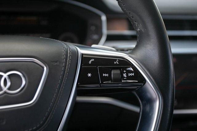 Used 2019 Audi A8 L 55 for sale $59,495 at Gravity Autos Atlanta in Chamblee GA 30341 9