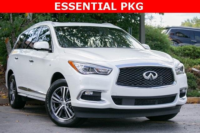 Used 2019 INFINITI QX60 LUXE for sale $36,495 at Gravity Autos Atlanta in Chamblee GA 30341 3
