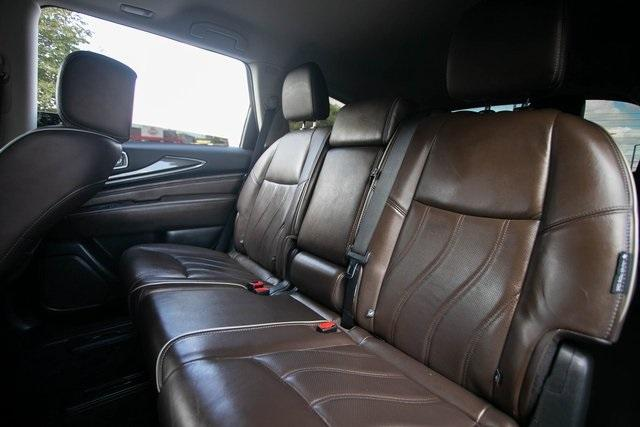 Used 2019 INFINITI QX60 LUXE for sale $36,495 at Gravity Autos Atlanta in Chamblee GA 30341 35