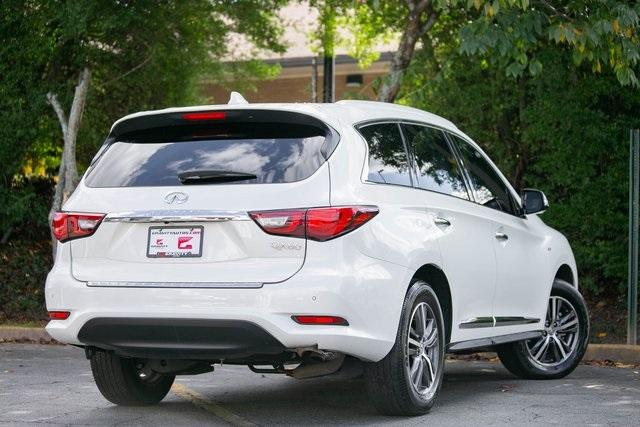 Used 2019 INFINITI QX60 LUXE for sale $36,495 at Gravity Autos Atlanta in Chamblee GA 30341 40