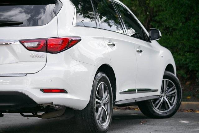 Used 2019 INFINITI QX60 LUXE for sale $36,495 at Gravity Autos Atlanta in Chamblee GA 30341 41
