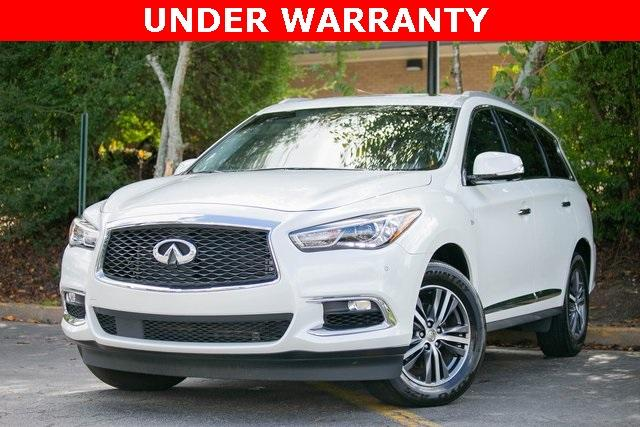 Used 2019 INFINITI QX60 LUXE for sale $36,495 at Gravity Autos Atlanta in Chamblee GA 30341 1