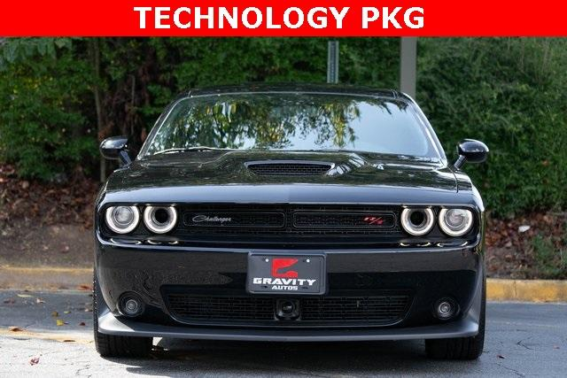 Used 2019 Dodge Challenger R/T Scat Pack for sale $49,495 at Gravity Autos Atlanta in Chamblee GA 30341 2