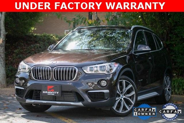 Used 2018 BMW X1 sDrive28i for sale $29,995 at Gravity Autos Atlanta in Chamblee GA 30341 1