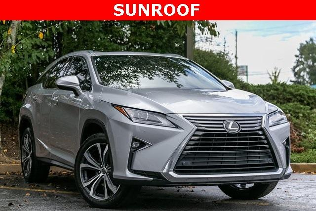 Used 2018 Lexus RX 350 for sale $39,295 at Gravity Autos Atlanta in Chamblee GA 30341 3