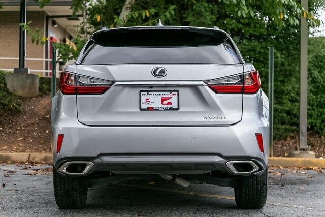 Used 2018 Lexus RX 350 for sale $39,295 at Gravity Autos Atlanta in Chamblee GA 30341 40