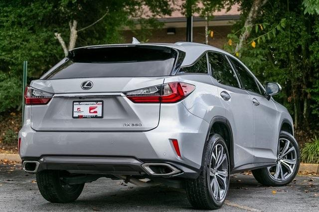 Used 2018 Lexus RX 350 for sale $39,295 at Gravity Autos Atlanta in Chamblee GA 30341 42