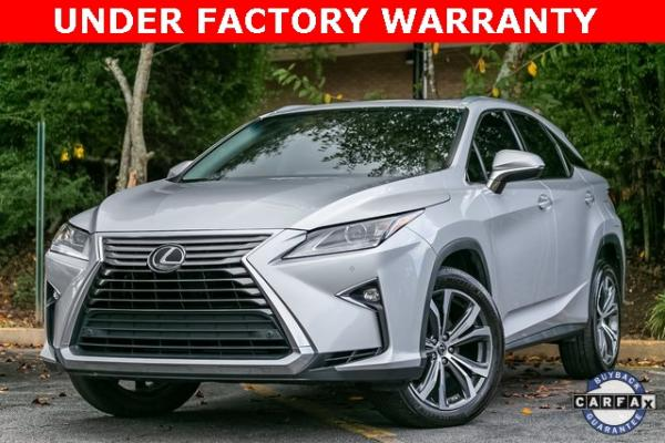 Used Used 2018 Lexus RX 350 for sale $39,295 at Gravity Autos Atlanta in Chamblee GA