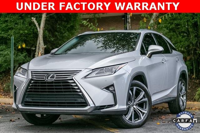 Used 2018 Lexus RX 350 for sale $39,295 at Gravity Autos Atlanta in Chamblee GA 30341 1