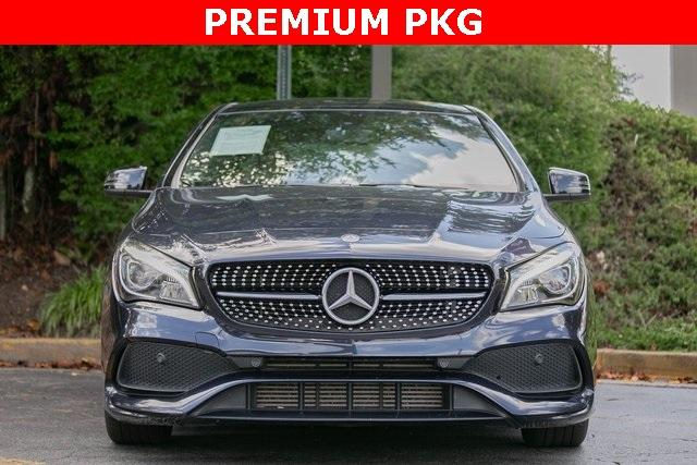 Used 2018 Mercedes-Benz CLA CLA 250 for sale $32,795 at Gravity Autos Atlanta in Chamblee GA 30341 2