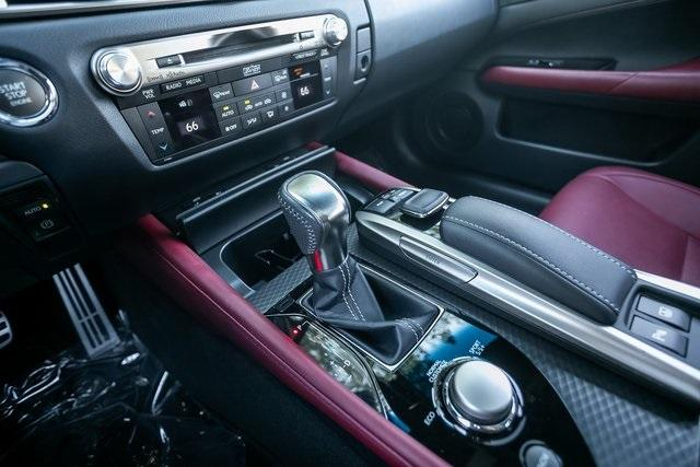 Used 2018 Lexus GS 350 F Sport for sale $40,995 at Gravity Autos Atlanta in Chamblee GA 30341 19