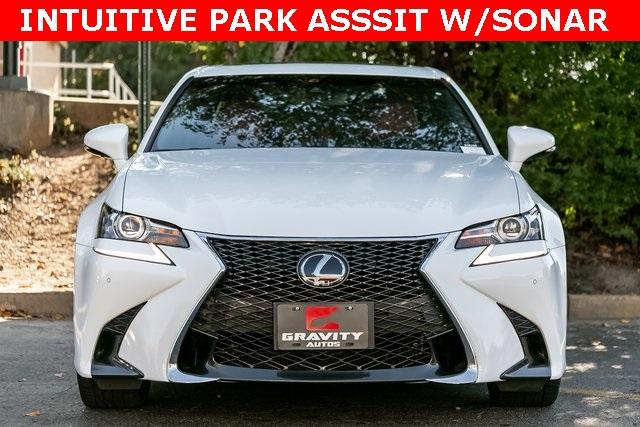 Used 2018 Lexus GS 350 F Sport for sale $40,995 at Gravity Autos Atlanta in Chamblee GA 30341 2