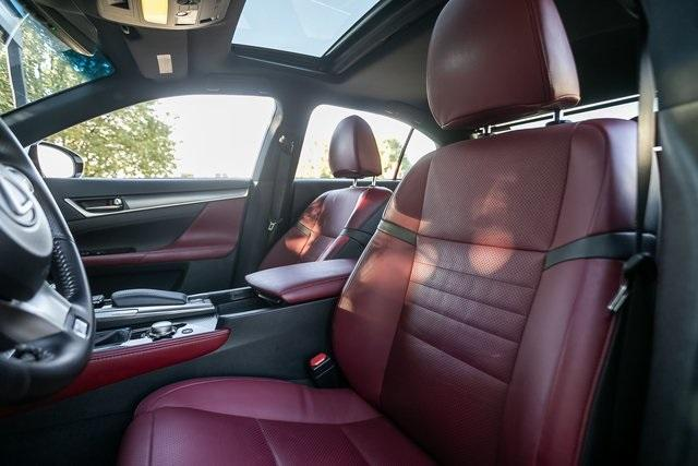 Used 2018 Lexus GS 350 F Sport for sale $40,995 at Gravity Autos Atlanta in Chamblee GA 30341 33