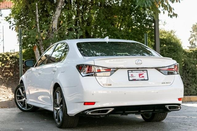 Used 2018 Lexus GS 350 F Sport for sale $40,995 at Gravity Autos Atlanta in Chamblee GA 30341 42