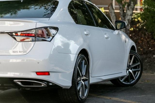 Used 2018 Lexus GS 350 F Sport for sale $40,995 at Gravity Autos Atlanta in Chamblee GA 30341 47