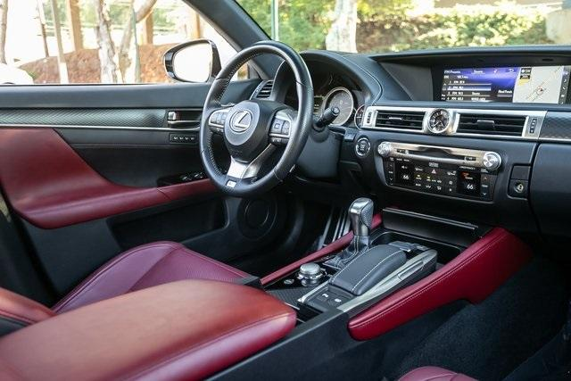 Used 2018 Lexus GS 350 F Sport for sale $40,995 at Gravity Autos Atlanta in Chamblee GA 30341 7
