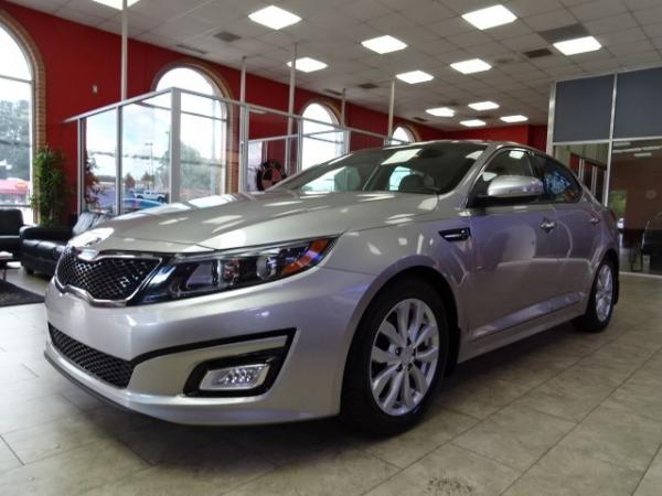 Used 2014 Kia Optima EX for sale Sold at Gravity Autos in Roswell GA 30076 3