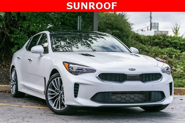 Used 2019 Kia Stinger Premium for sale $34,445 at Gravity Autos Atlanta in Chamblee GA 30341 3