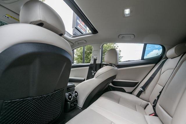 Used 2019 Kia Stinger Premium for sale $34,445 at Gravity Autos Atlanta in Chamblee GA 30341 34