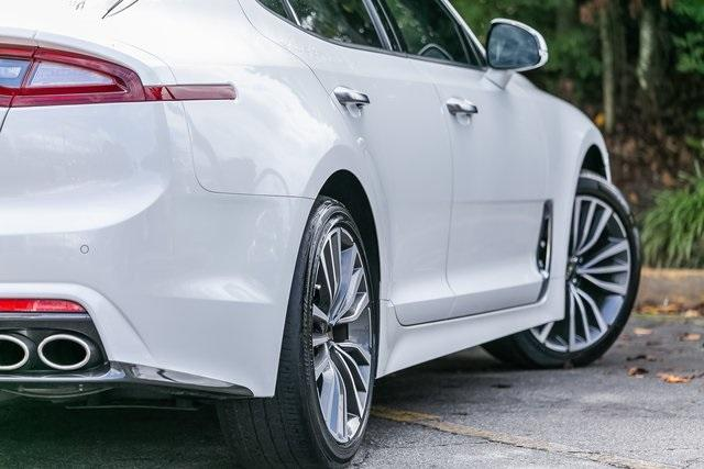 Used 2019 Kia Stinger Premium for sale $34,445 at Gravity Autos Atlanta in Chamblee GA 30341 42