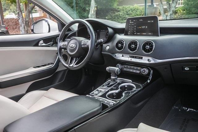 Used 2019 Kia Stinger Premium for sale $34,445 at Gravity Autos Atlanta in Chamblee GA 30341 7
