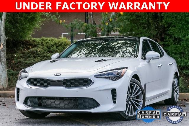 Used 2019 Kia Stinger Premium for sale $34,445 at Gravity Autos Atlanta in Chamblee GA 30341 1