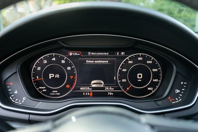 Used 2018 Audi A5 2.0T Premium Plus for sale $37,495 at Gravity Autos Atlanta in Chamblee GA 30341 15