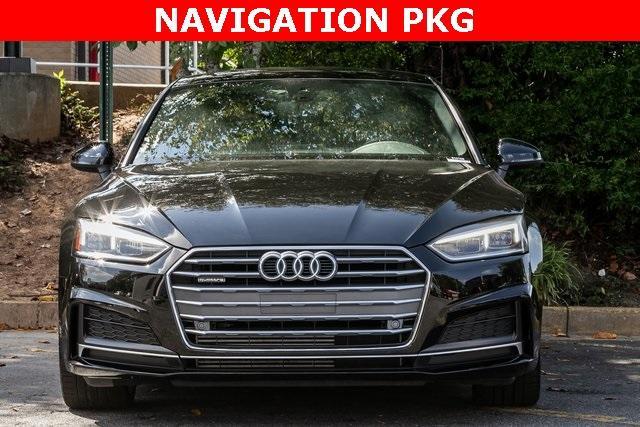 Used 2018 Audi A5 2.0T Premium Plus for sale $37,495 at Gravity Autos Atlanta in Chamblee GA 30341 2