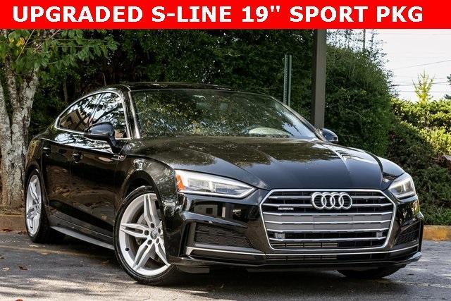 Used 2018 Audi A5 2.0T Premium Plus for sale $37,495 at Gravity Autos Atlanta in Chamblee GA 30341 3