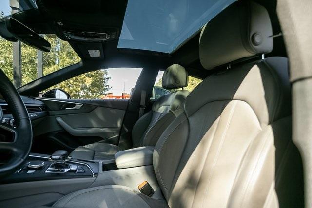 Used 2018 Audi A5 2.0T Premium Plus for sale $37,495 at Gravity Autos Atlanta in Chamblee GA 30341 34