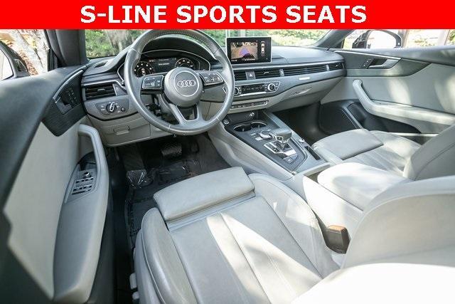 Used 2018 Audi A5 2.0T Premium Plus for sale $37,495 at Gravity Autos Atlanta in Chamblee GA 30341 4