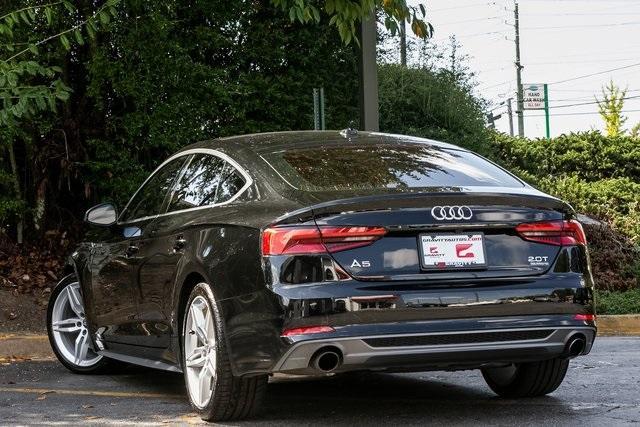 Used 2018 Audi A5 2.0T Premium Plus for sale $37,495 at Gravity Autos Atlanta in Chamblee GA 30341 41