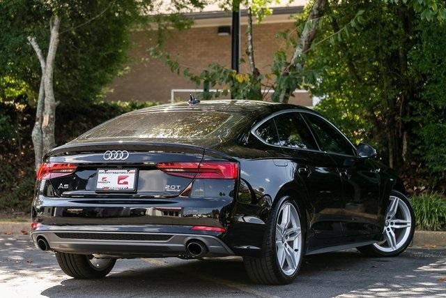 Used 2018 Audi A5 2.0T Premium Plus for sale $37,495 at Gravity Autos Atlanta in Chamblee GA 30341 44