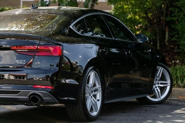 Used 2018 Audi A5 2.0T Premium Plus for sale $37,495 at Gravity Autos Atlanta in Chamblee GA 30341 45
