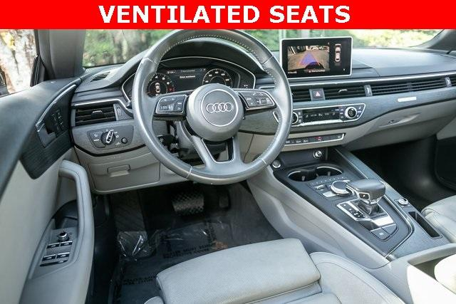 Used 2018 Audi A5 2.0T Premium Plus for sale $37,495 at Gravity Autos Atlanta in Chamblee GA 30341 5