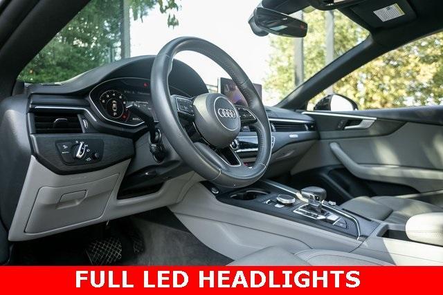 Used 2018 Audi A5 2.0T Premium Plus for sale $37,495 at Gravity Autos Atlanta in Chamblee GA 30341 8