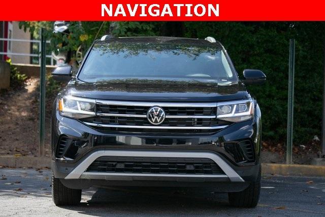 Used 2020 Volkswagen Atlas Cross Sport 3.6L V6 SEL for sale $43,495 at Gravity Autos Atlanta in Chamblee GA 30341 2