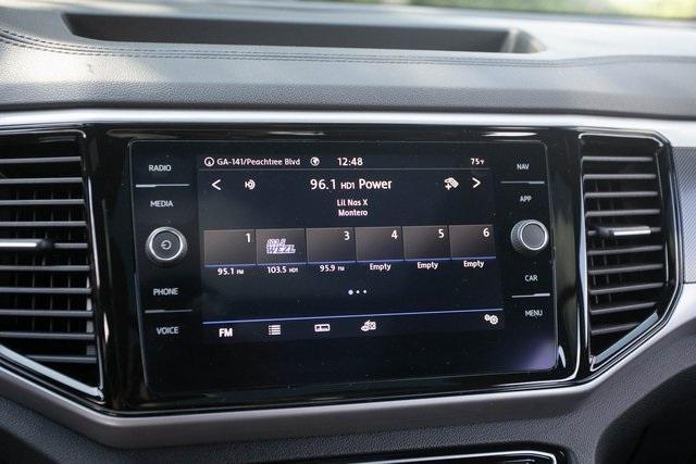 Used 2020 Volkswagen Atlas Cross Sport 3.6L V6 SEL for sale $43,495 at Gravity Autos Atlanta in Chamblee GA 30341 21