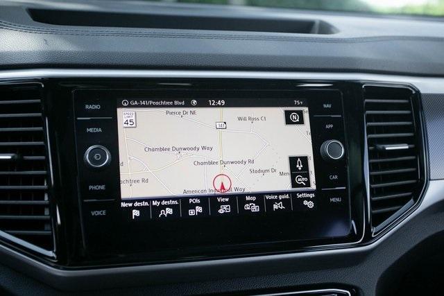 Used 2020 Volkswagen Atlas Cross Sport 3.6L V6 SEL for sale $43,495 at Gravity Autos Atlanta in Chamblee GA 30341 23