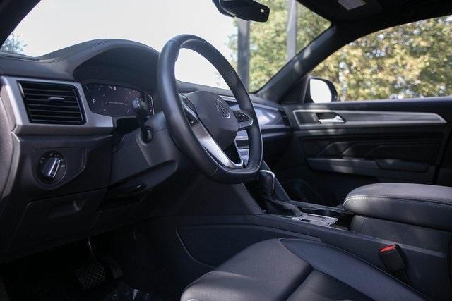 Used 2020 Volkswagen Atlas Cross Sport 3.6L V6 SEL for sale $43,495 at Gravity Autos Atlanta in Chamblee GA 30341 8