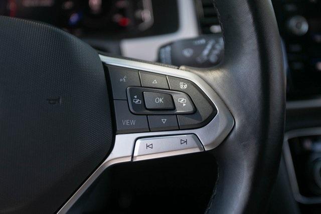 Used 2020 Volkswagen Atlas Cross Sport 3.6L V6 SEL for sale $43,495 at Gravity Autos Atlanta in Chamblee GA 30341 9