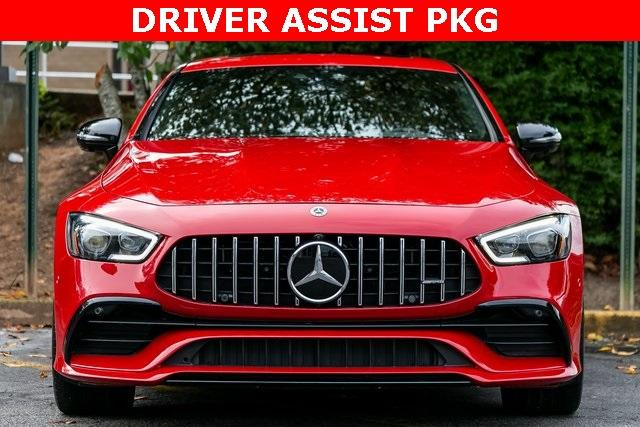 Used 2019 Mercedes-Benz AMG GT 53 Base for sale $102,995 at Gravity Autos Atlanta in Chamblee GA 30341 2