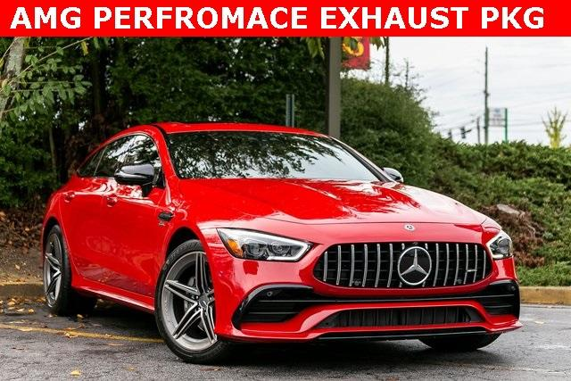 Used 2019 Mercedes-Benz AMG GT 53 Base for sale $102,995 at Gravity Autos Atlanta in Chamblee GA 30341 3