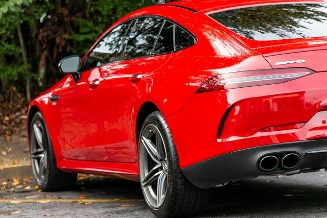 Used 2019 Mercedes-Benz AMG GT 53 Base for sale $102,995 at Gravity Autos Atlanta in Chamblee GA 30341 46