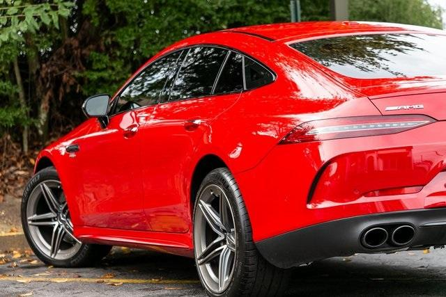 Used 2019 Mercedes-Benz AMG GT 53 Base for sale $102,995 at Gravity Autos Atlanta in Chamblee GA 30341 49