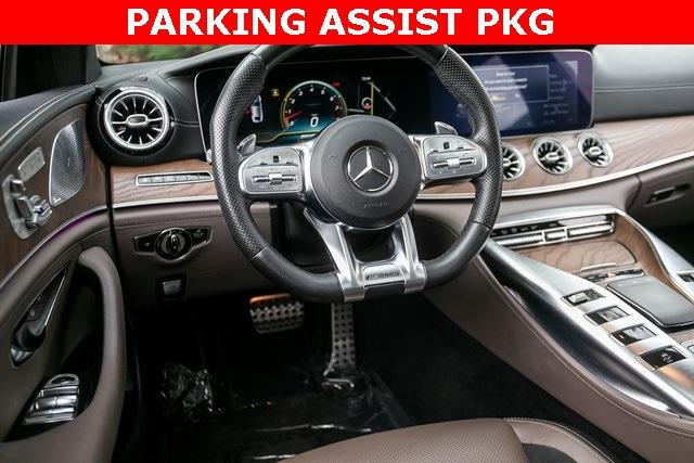 Used 2019 Mercedes-Benz AMG GT 53 Base for sale $102,995 at Gravity Autos Atlanta in Chamblee GA 30341 5