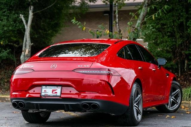 Used 2019 Mercedes-Benz AMG GT 53 Base for sale $102,995 at Gravity Autos Atlanta in Chamblee GA 30341 52
