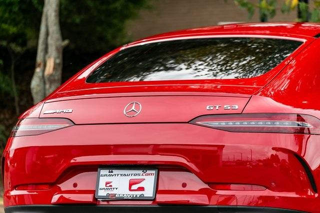 Used 2019 Mercedes-Benz AMG GT 53 Base for sale $102,995 at Gravity Autos Atlanta in Chamblee GA 30341 54
