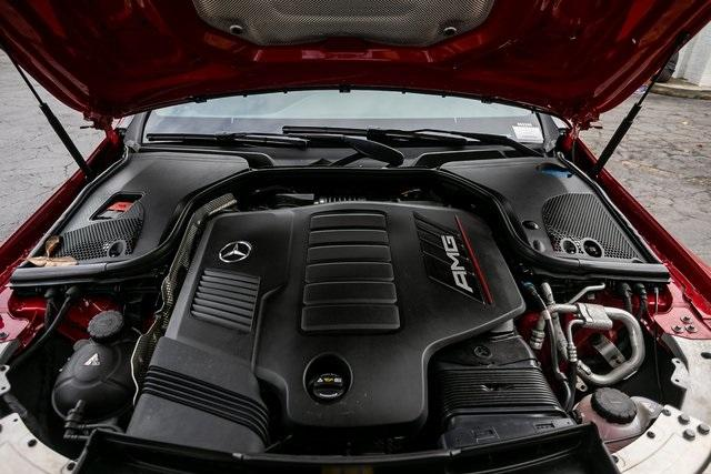 Used 2019 Mercedes-Benz AMG GT 53 Base for sale $102,995 at Gravity Autos Atlanta in Chamblee GA 30341 57